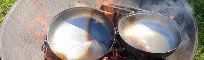 Moje prvé dve pečenia v UFO